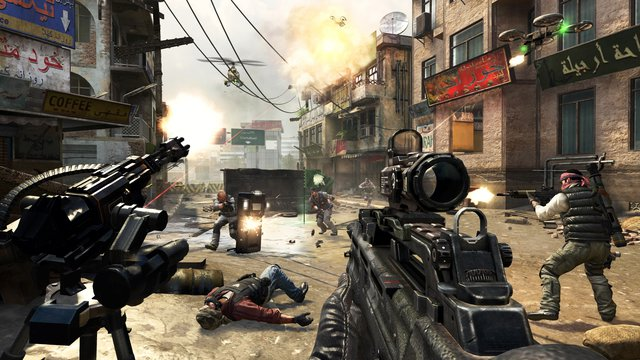 Il matchmaking di Call of Duty: Black Ops II funzionerà in base alla latenza