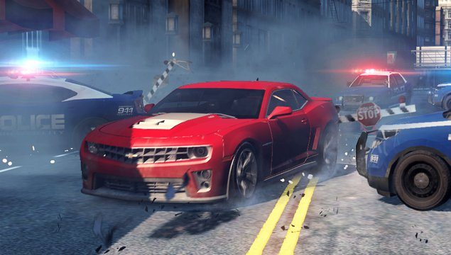 Need for Speed: Most Wanted, la versione PlayStation Vita sarà identica a quella PS3